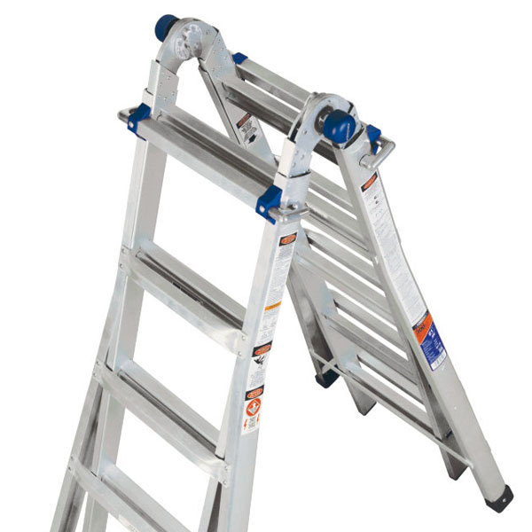 Werner MT-22 300 Pound Duty Rating Telescoping Multi-Ladder